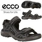 ECCO Offroad Yucatan Oiled Nubuck Leather Hiking Sandals