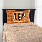 "NFL Cincinnati Bengals ""Anthem"" Sheet Set Twin on eBay"