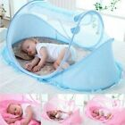 Baby Newborn Foldable Mosquito Net Portable Travel Infant Bed Tent Crib Mesh Mat image