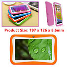 Newest Kids Gift 7'' Quad Core HD Touch Screen Tablet Dual Camera WiFi Android