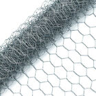 Galvanised Chicken Wire Mesh Fence Net Rabbit Netting Fencing Cages Runs Pens