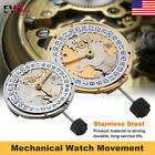 Clone 2824 2824-2 Automatic Movement Perlage Polish Finish Replacement For ETA
