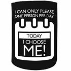Stubby Holder - i can only please person - Funny Novelty Birthday Stubbie