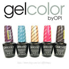 opi o p i gelcolor gel nail color soak off uv led gel polish 15ml 0 5oz original