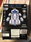 NEW Wil Bot Wireless Interactive Voice Command Robot Toy for iPhone & Android