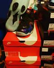 NIKE ZOOM ROOKIE PRM GALAXY SZ 11 & 12 DEADSTOCK SOLD OUT MUST HAVE GLOW IN DARK