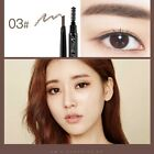 Automatic Eyebrow Pencil with Brush Beauty Makeup Waterproof Double Head Makeup