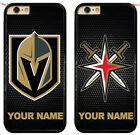 Custom Vegas Golden Knights Personalised Name Hard Phone Case Cover $7.88 USD on eBay