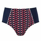 Avon Ship Shape High Waist Bikini Brief Bottoms Sizes 10/12 and 22/24