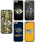 Nashville Predators  Hard Phone Case For iPhone/ Touch/ Samsung/LG $7.82 USD on eBay