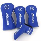 Golf Driver Wood 1 3 5 Fairway Mizuno On Green Style Iron Putter Head Cover Set