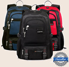 "LAPTOP Backpack 15.6"" Men Women Rucksack Computer Notebook School Travel bag"