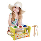 Wooden Hammering & Pounding Toys + 8 Notes Xylophone + Shape Color Recognition N