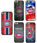 New Montreal Canadiens  Hard Phone Case Cover For iPhone / Touch / Samsung/ LG $8.29 USD on eBay