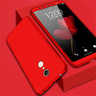 360° Full Cover Case + Tempered Glass For Xiaomi Redmi K20 Note 7 6 5 Pro 6A 4X