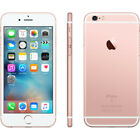BRAND NEW NEW APPLE IPHONE 6S ROSE GOLD 4G FACTORY UNLOCKED 1 YEAR WARRANTY