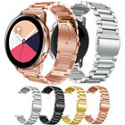 Stainless Steel Wrist Watch Strap Band For Samsung Galaxy Active Watch image