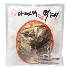 120g Korean-Style Dried Pollack 100% Korean Snack Soft Jerky Chewy Delicious