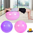 PVC Exercise Ball Gym Yoga Fitness Anti-burst Leg Workout Balance Trainer image