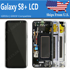Samsung Galaxy S8+ Plus LCD Replacement Display Screen Digitizer + Frame (SBI)