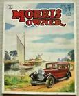 The MORRIS OWNER Car Magazine June 1931 SV Minor Decarbonising