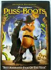 Puss in Boots (DVD, 2013)
