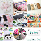 Fashion Pencil Case Pen Pouch Box Bag Cases School Office Supplies Stationery
