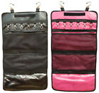 Portable Cosmetic Roll Up Makeup Organizer Case Travel Toiletry Bag Organizer