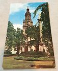 Immaculate Conception Church Saint Mary College Terre Haute IN Postcard 1950s US