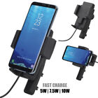 GERMAN designed wireless car charger dual grip vent mount for Google Pixel 3 3XL