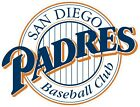 "San Diego Padres MLB Vinyl Decal - You Choose Size 2""-34"" on Ebay"