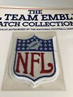 NFL Willabee & Ward Embroidered Patch Official Emblem