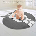 Soft Floor Rug Room Decoration Kid Game Play Mat Baby Gym Crawling Blanke BH