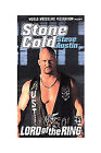 WWF Stone Cold Steve Austin: Lord of the Ring (1999) VHS documentary early years
