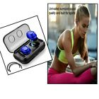Headphones Wireless Bluetooth 5.0 Earbuds TWS-8 Eon Concepts IPhone & Android