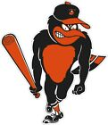 "Baltimore Orioles MLB Vinyl Decal - You Choose Size 2""-28"" on Ebay"