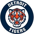 "Detroit Tigers MLB Vinyl Decal - You Choose Size 2""-28"" on Ebay"