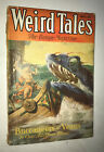 WEIRD TALES (Pulp Magazine) -- November 1932 -- Clark Ashton Smith