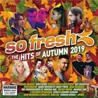 SO FRESH The Hits Of Autumn 2019 feat. Ariana Grande, Post Malone CD NEW
