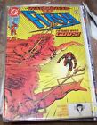FLASH # 55 1995 dc tv show  WAR OF THE GODS  HERMES VS WALLY WEST