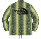 Supreme SS18 The North Face® Snakeskin Taped Seam Coaches Jacket MOUNTAIN PARKA