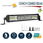 12INCH 544W LED LIGHT BAR Spot Flood Combo Truck SUV 4x4 Work Fog Lamp Reserve