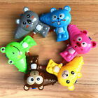 Cartoon Animal Soap Water Bubble Gun For Kids Outdoor Blowing Bubbles  SN