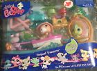 Littlest Per Shop Tropical Treasures #858-#860 New In Package