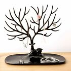 Large Jewellery Tree Stand Display Organizer Necklace Earring Holder Show Rack