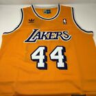 Jerry West Los Angeles Lakers Adidas Swingman Throwback Stitched Jersey on eBay