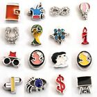 Buy 3,Get 2 (ADD 5 TO CART)! 50+ Styles Floating Charms for Floating Locket