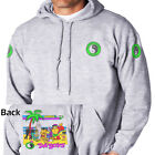 """T&C,Town and Country Hawaii """"Da Boys"""" Ash Grey,HOODIE,ALL SIZES,T-1051AshHOOD"""