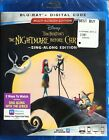 Nightmare Before Chrstmas (Blu-ray Disc)  No Digital Hd - Still Wrapped