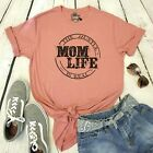 Mom Life The Hustle Is Real Shirt | Unisex Graphic Tee
